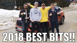 Download MY FRIENDS ARE AWESOME | SUPERCAR YOUTUBE REWIND 2018!! Video