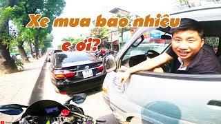 Download Yamaha R1 trộm chó được không? Dạo phố gặp anh lái xe vui tính - Motovlog Video