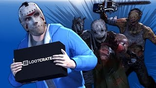 Download Delirious Animated - LOOTCRATE DELIVERY! (With DBDL Monsters!) SFM By Callegos! Video