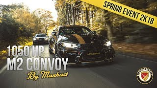 Download 1050 HP M2 Convoy // Revs & Accelerations // Spring Event 2018 Video