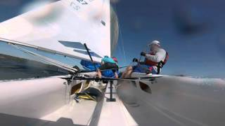 Download E-scow fast ride Video