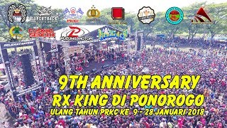 Download RX King di Ponorogo - Ulang Tahun PRKC Ke 9 - 28 Januari 2018 HD Video