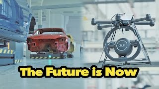 Download ► Audi Smart Factory - The Future is Now Video