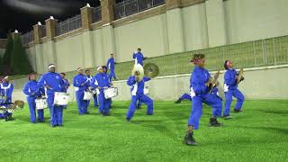 Download Sidney Lanier Poets Percussion Section Battles Against Park Crossing Thunderbirds Drumline (2017) Video
