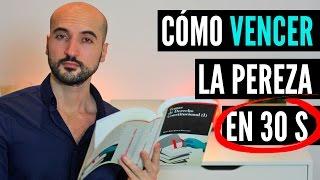 Download Cómo Vencer la Pereza y Dejar de Procrastinar (en 30 segundos) Video