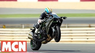 Download Onboard with Kawasaki's Ninja H2 | Motorcyclenews Video