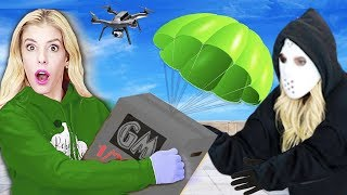Download Escaping Game Master Safe House with Parachute Mystery Gift Drop! (Announcement Date Reveal at 3am) Video