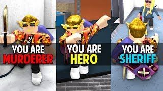 Download LUCKIEST ROBLOX MM2 GAMES EVER!! Video