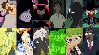 Defeats of my Favorite Non-Disney Animated Movie Villains