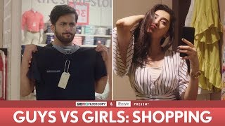 Download FilterCopy | Guys vs. Girls: Shopping | Ft. Veer Rajwant Singh, Kritika Avasthi, Akash Deep Arora Video