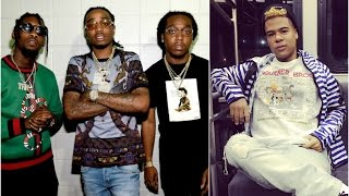 Download Makonnen Responds to Migos Questioning his Trap Credibility after they found out he was Gay. Video
