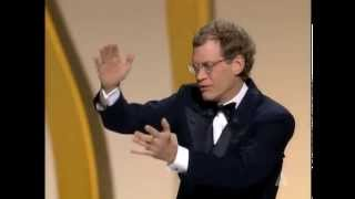 Download David Letterman Hosts the Oscars® in 1995 Video