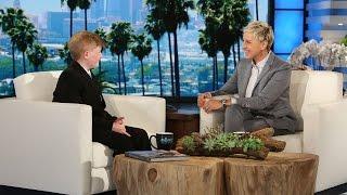 Download Ellen Meets a Wonderful Kid Inventor Video