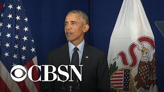 Download Obama on Trump, challenges to democracy - full speech Video