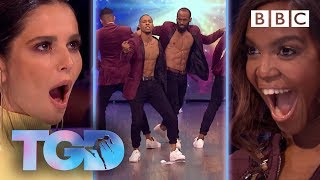 Download Froback's sizzling street dance opens the competition! - The Greatest Dancer | Auditions Video