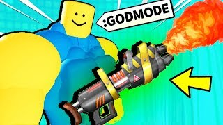 Download GIVING ULTIMATE POWER TO A ROBLOX NOOB... Video