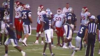 Download Park Crossing Thunderbirds Go Up 7 ~ 0 Early On The Robert E Generals At Cramton Bowl In Montgomery Video