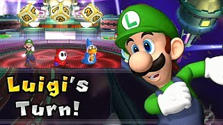 Download Mario Party 9 Solo Mode ◆Luigi Bowser Station Part 6 #345 Video