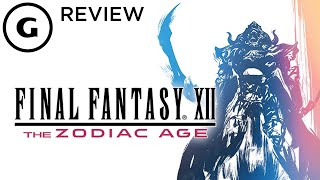 Download Final Fantasy XII: The Zodiac Age Review Video