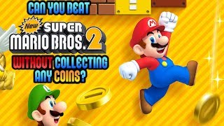 Download VG Myths - Can You Beat New Super Mario Bros. 2 Without Collecting Any Coins? Video
