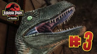 Download Raptor Pack Attack! : Jurassic Park The Game | Ep3 Video
