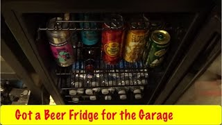 Download Garage Beer Fridge Newair AB 850B Video