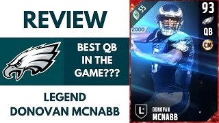 Download DONOVAN MCNABB REVIEW - MADDEN ULTIMATE TEAM 17 Video