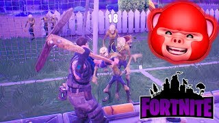Download I RAN OUT OF AMMO!! | Fortnite: Save The World PvE [Ep 3] Video