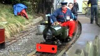 Download 7 1/4 inch gauge Stafford at the National Railway Museum Video