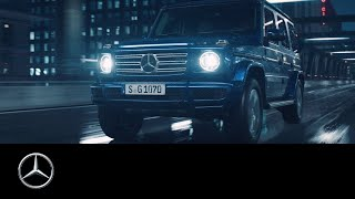 Download The new Mercedes-Benz G-Class 2018: Stronger Than Time. Video