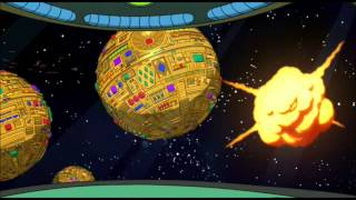 Download Futurama Bender's Big Score: Battle for Earth Theme Video