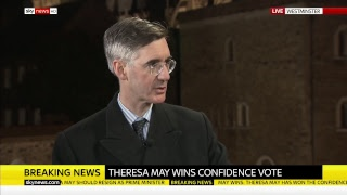 Download Theresa May faces no confidence vote Video