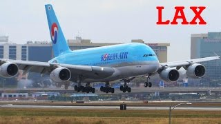 Download EPIC Los Angeles LAX Planespotting Compilation - incl. A380, 747, 787, A330, 767, 757 [Full HD] Video