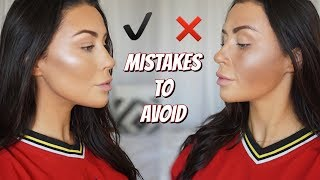 Download CONTOUR DO'S AND DONT'S   How to contour - what is contouring ! ? Video