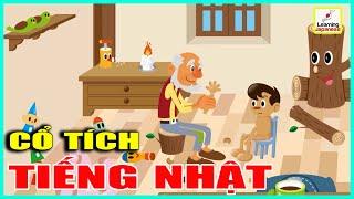 Download Học tiếng nhật qua truyện cổ tích Nhật Bản có phụ đề tiếng Nhật : Pinocchio Video