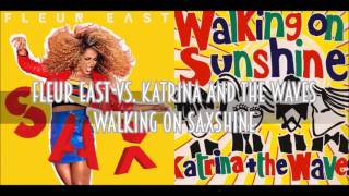 Download Fleur East vs. Katrina and the Waves - Walking on Saxshine (SimGiant Mash Up) Video