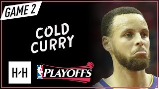 Download Stephen Curry Full Game 2 Highlights vs Rockets 2018 NBA Playoffs WCF - 16 Pts, 7 Ast, 7 Reb! Video
