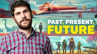 Download Sean Murray On the Present, Past and Future of No Man's Sky Video