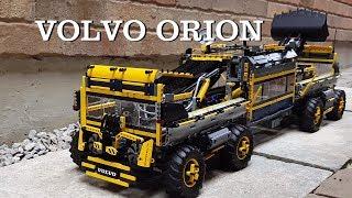 Download Volvo Orion - Lego Technic Video