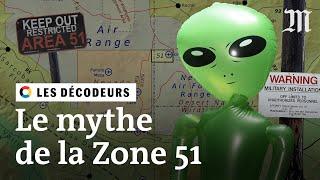 Download Zone 51 : d'où vient le mythe des extraterrestres ? Video