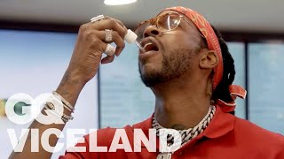 Download 2 Chainz Goes to a Weed Dispensary in Las Vegas | Most Expensivest | VICELAND & GQ Video
