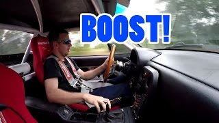 Download What its like to drive a turbo miata! Video