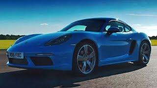 Download Porsche 718 Cayman S | Top Gear Series 24 | BBC Video