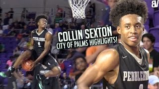 Download Collin Sexton Acts a FOOL In Florida! | City Of Palms Classic HIGHLIGHTS Video