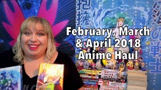 Download Feb., March and April 2018 Anime Haul Video