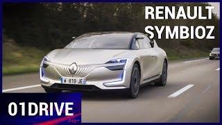 Download On a roulé à 130 km/h et franchi un péage en voiture autonome Renault Symbioz Video