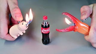 Download 8 Weirdest Lighters Ever Made! Video
