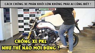 Download ⚡️ Kỹ Thuật dựng chống Moto ✔ Video