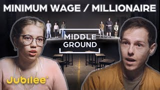Download Millionaires vs Minimum Wage: Did You Earn Your Money? Video