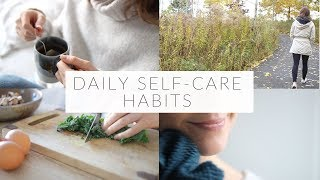 Download SELF-CARE HABITS | 7 daily self-care habits to feel your best Video